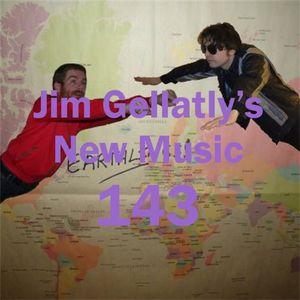 Jim Gellatly's New Music episode 143