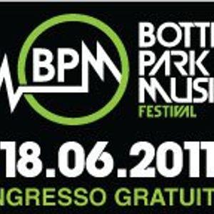 Set Bpm - BOTTE PARK MUSIC Festival 18/06/2011