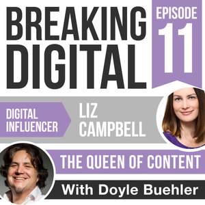 Liz Campbell - Creating content that connects for businesses online, Digital Influencers Interview w
