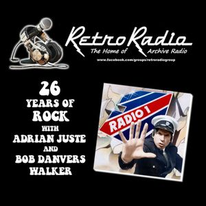26 YEARS OF ROCK - ADRIAN JUSTE AND BOB DANVERS WALKER - 26-12-1980