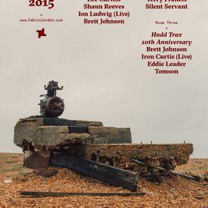 _Unsubscribe_ (Mr. Jones B2B Dave Clarke) at Fabric London 01 - 08 - 2015