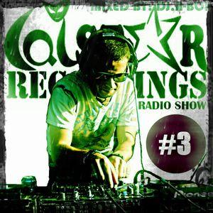 CATSTAR RECORDINGS RADIO SHOW 3