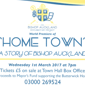 Chris and Rosie Anderson talk about the making of Home Town.