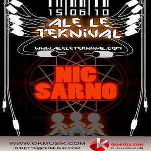 NIC SARNO @ RADIO OK MUSIK