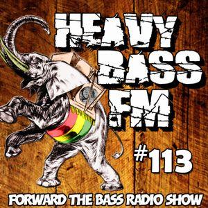 Volcano Eruption - Heavybass FM Podcast 113