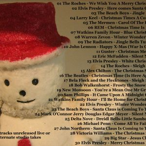 White Christmas Vol. 1 - All Unreleased Live, Alternatives, or Studio OUttake Tracks