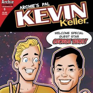 16 - Kevin Keller #6 - The First Appearance Of George Takei