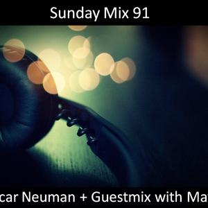 Oscar Neuman - Sunday Mix 91 (Guestmix with Matty) (01.07.2012)