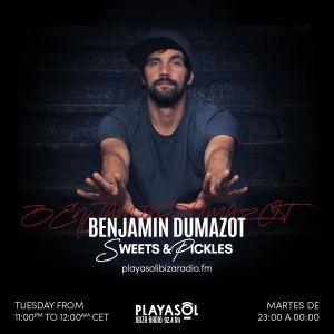 22.06.21 SWEETS & PICKLES - BENJAMIN DUMAZOT
