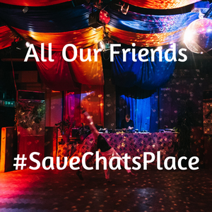 All Our friends live broadcast (and Chats Palace fundraiser), June 2020