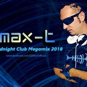 Max-T Midnight Club Megamix 2018