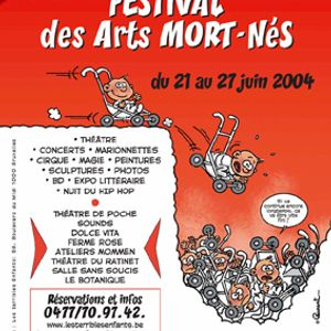 FULL MIX - Festival des arts morts-nés (Partie 1)