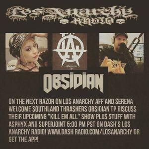 Razor On Los Anarchy with Obsidian