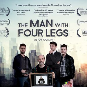 Hoxton Movies with The Man with Four Legs; Stuart Hall and Danny Omerod