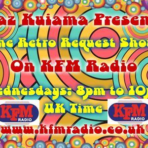 Shaz Kuiama - The Retro Request Show - 18th January 2017