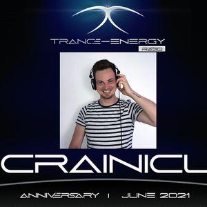 Crainicu @ Trance-Energy Radio 8th Anniversary