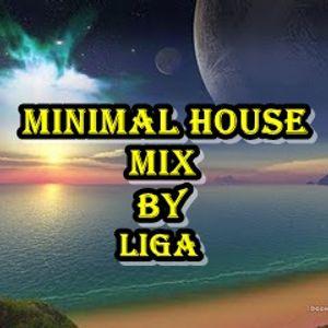 minimal house mix by liga