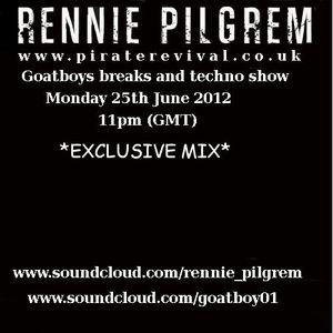 goatboy with guest mix from RENNIE PILGREM