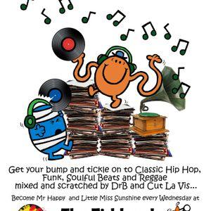 DJ Cut La Vis - Heard it Through The Fishbowl - Promo Mix