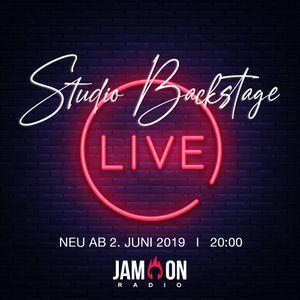 Studio Backstage Live / 02.06.2019 / Live aus Studio 6 in Zürich (www.studio-6.ch)