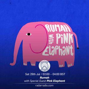 Rumah w/ Pink Elaphant - 29th July 2017