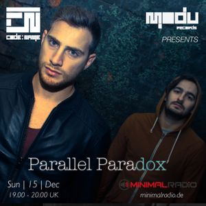 code:name 017 - Parallel Paradox - December 2013 - minimalradio.de