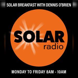 SOLAR RADIO BREAKFAST TUESDAY 11 JULY 2017