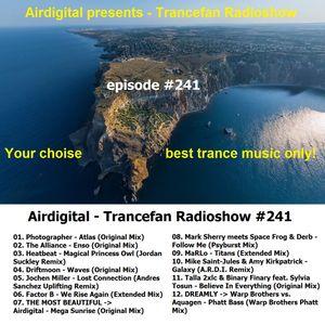Airdigital - Trancefan Radioshow #241 2016-03-25
