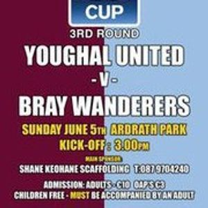 Youghal Utd v Bray Wanderers