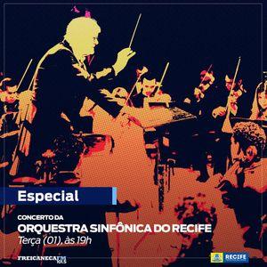 Especial de Fim de Ano 2018 - Apresentação da Orquestra Sinfônica do Recife