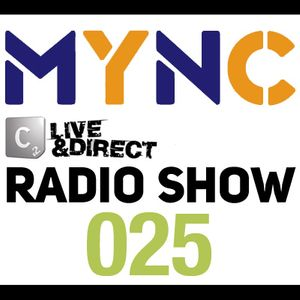 MYNC presents Cr2 Records Radio Show 025 [09/09/11]