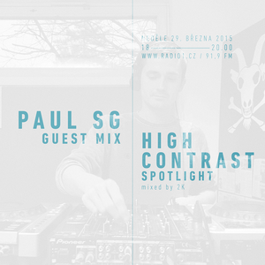 PAUL SG Guestmix + HIGH CONTRAST Spotlight / Shadowbox @ Radio 1 29/03/2015