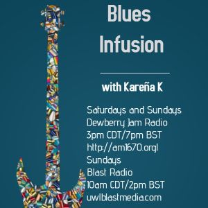 Blues Infusion March 19th 2017