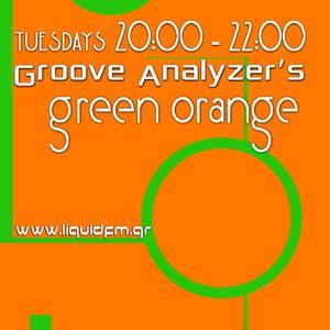 Green Orange Radio Show episode 088