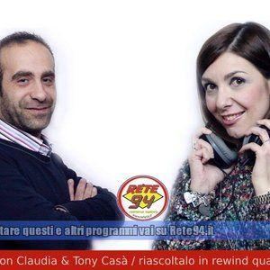TOP ITALIA   09/12/2017   Claudia Lanzo & Tony Casa'