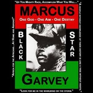 TRIBUTE TO MARCUS GARVEY @ Club Esquire, Brooklyn, NY 11.09.1987 - Burning Spear