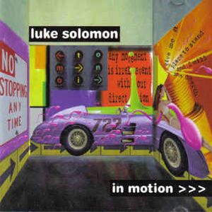 LUKE SOLOMON -  IN MOTION (1998)