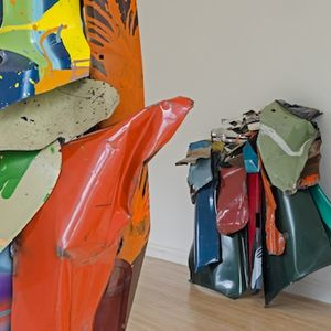 Ritzfrolic: An evening of poetry and discussion inspired by the work of John Chamberlain