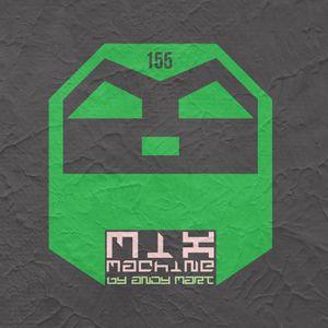 Andy Mart - Mix Machine@DI.FM 155
