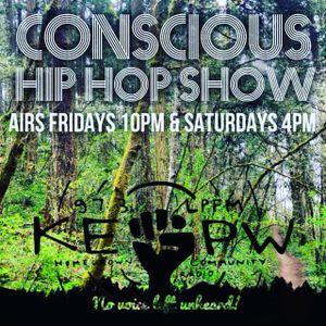4/7/2017 The Conscious Hip Hop Show w/ J5MD KEPW-LP 97.3 FM Eugene Oregon community radio
