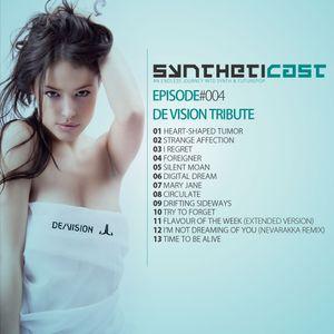 Syntheticast #004 - De/vision tribute