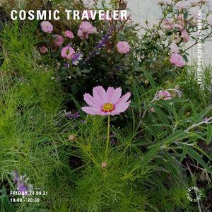 Cosmic Traveler - 24th September 2021