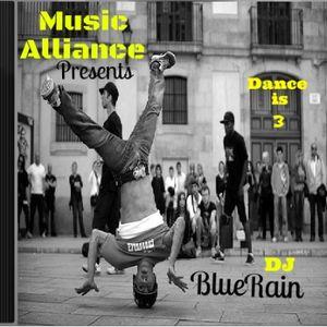 DJ BlueRain - Dance is pt.3 (00 -04 Hip Hop)