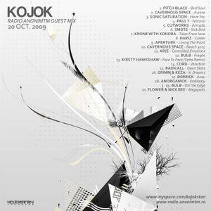 Kojok - Live@AnonimTm Radio 20 10 2009
