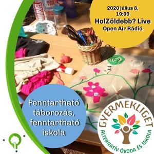 HolZöldebb LIVE - Frankóné Horváth Petra