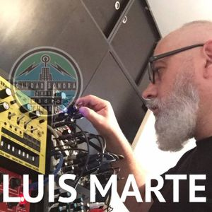 CIUDAD SONORA- LUIS MARTE / MÚSICO ARGENTINO FUNDADOR DEL NETLABEL FUGA