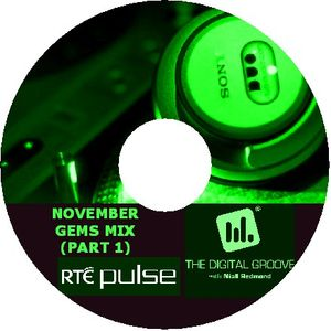 Niall Redmond's The Digital Groove November Gems(1)