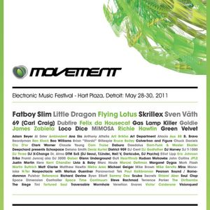 Green Velvet (live) @ Vitamin Water Stage,DEMF (30.05.11)