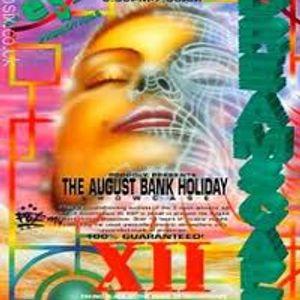 Slipmatt - Dreamscape 12, 26th August 1994