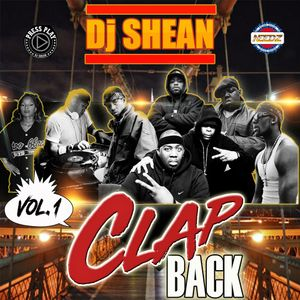 Dj SHEAN-CLAP BACK Vol.1 (90's Hip Hop & RnB edition)